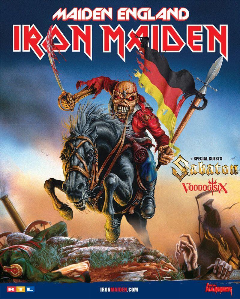 Iron Maiden = Iron Maiden アイアン・メイデン Best Of The Beast = ベスト・オブ・ザ・ビースト