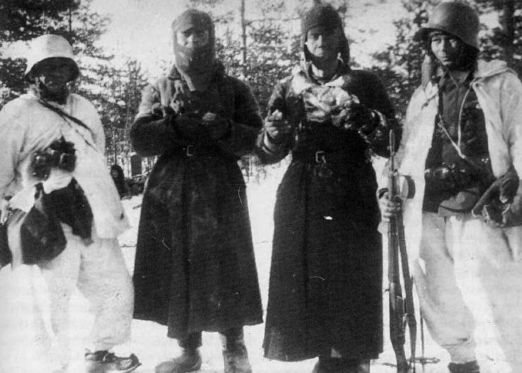 Start Of Finnish Winter War Sabaton Official Website