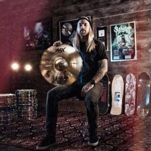 Sabaton announce new partnership with SABIAN cymbals