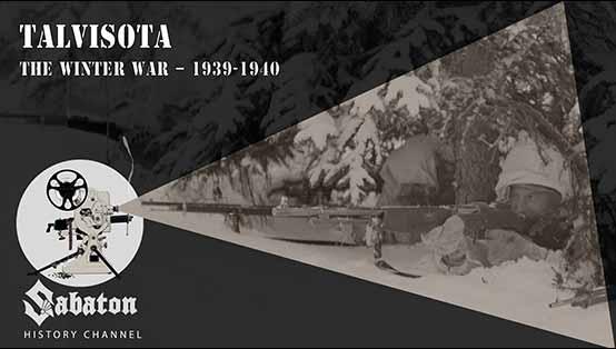 Sabaton History Episode 6 - Talvisota - The Winter War