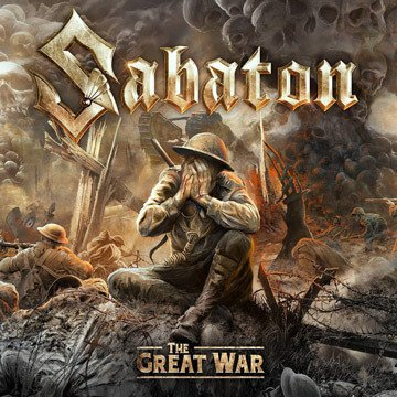 The Great War album by Sabaton