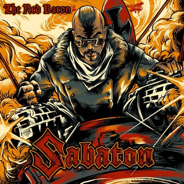 Sabaton - The Red Baron - Pre-save now