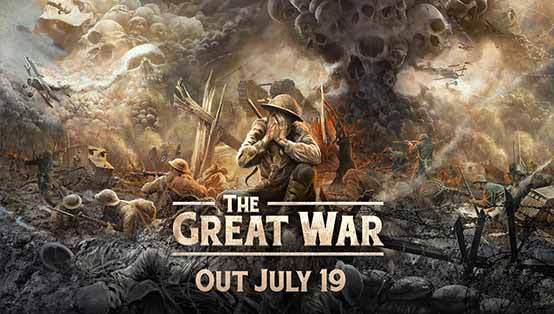 "Sabaton announce new album ""The Great War"" out July 19th"