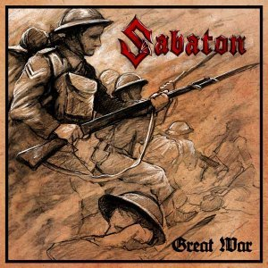 Sabaton - Great War - New Single Out June 28th - Presave it now