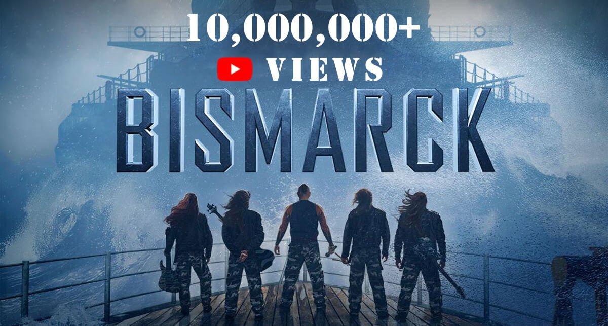 Bismarck video hits 10 million views