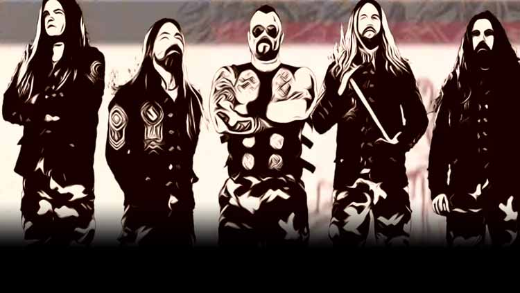 Sabaton - 82nd All The Way Official Lyric Video