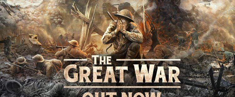 Sabaton - The Great War - Out Now