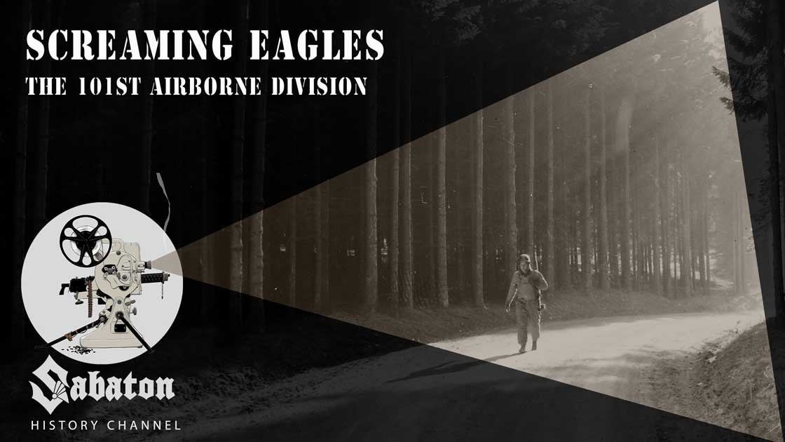 Sabaton History Episode 26 - Screaming Eagles – Battle of the Bulge