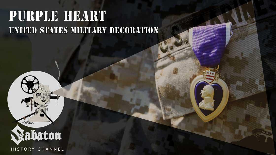 Sabaton History Episode 27 - Purple Heart – US Military Decoration