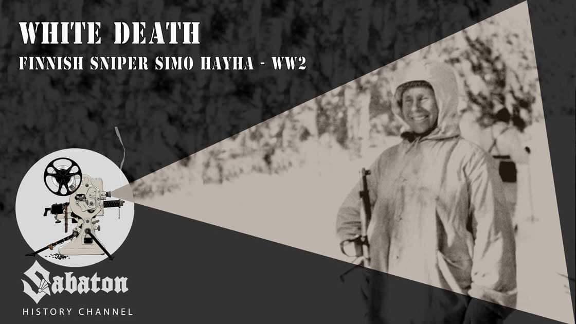 Sabaton History Episode 28 - White Death – Finnish Sniper Simo Häyhä