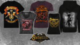 New Merchandise at the Sabaton Store