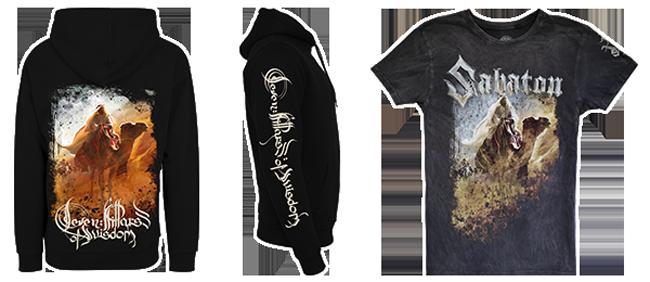 Seven Pillars Of Wisdom merchandise