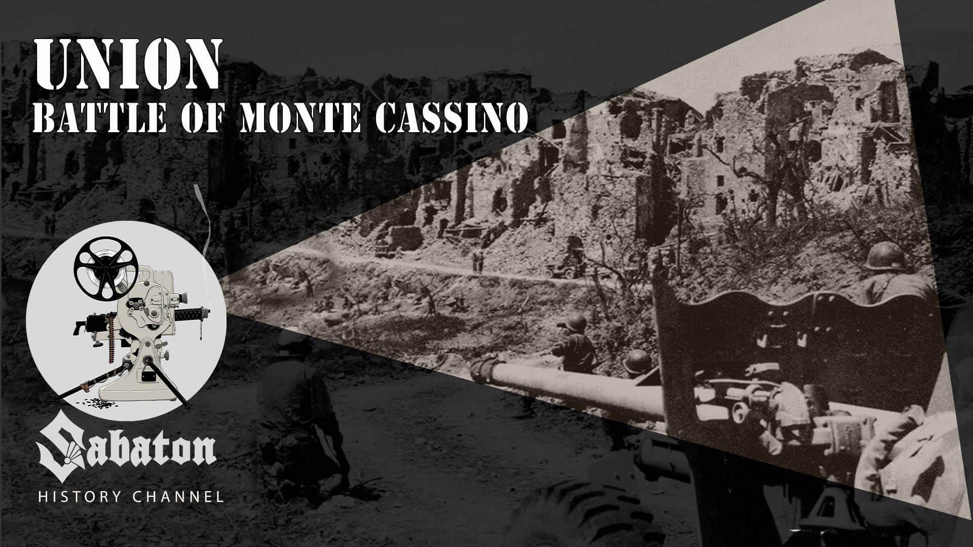 Sabaton History Episode 48 - Union – Battle of Monte Cassino