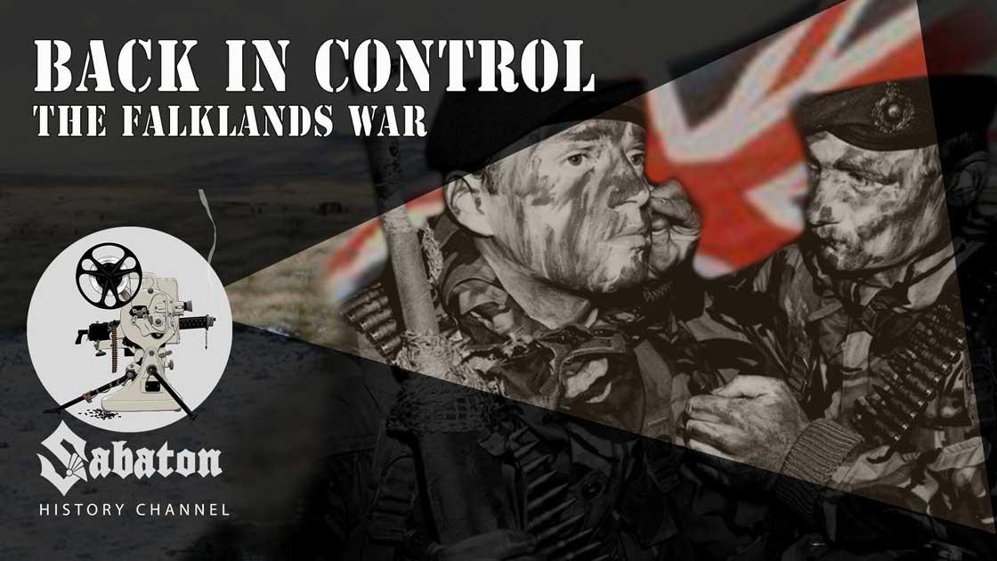 Sabaton History Episode 55 - Back in Control – The Falklands War