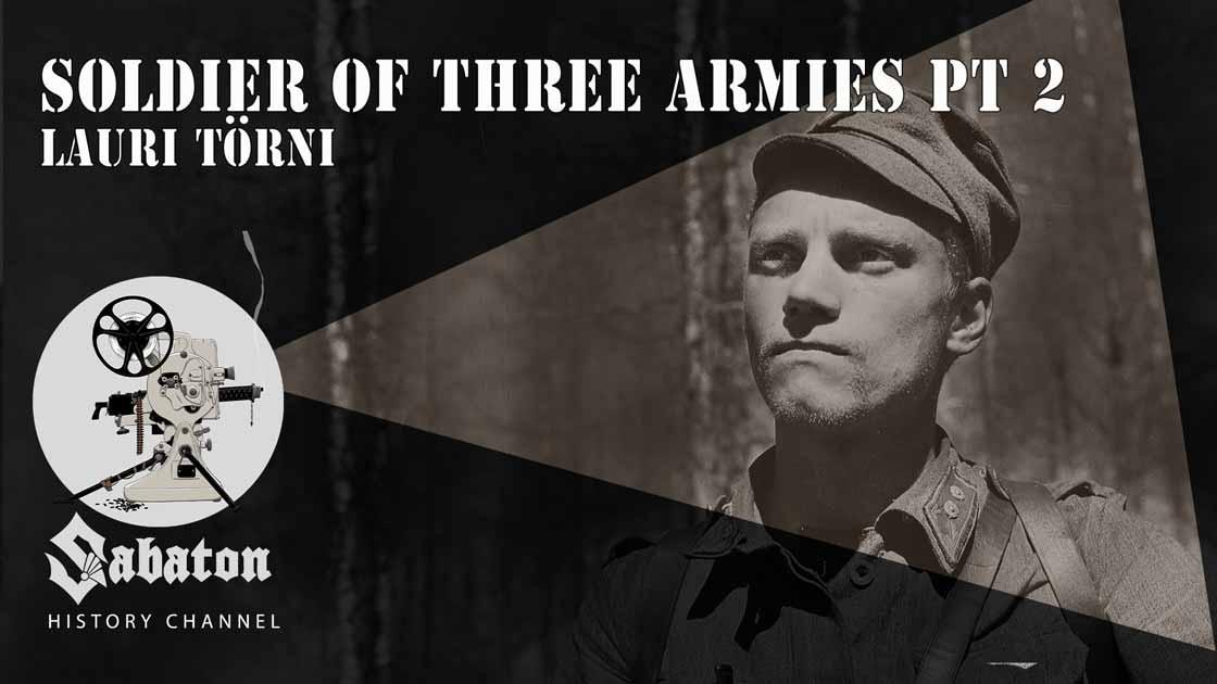 Sabaton History Episode 65 - Soldier of Three Armies Pt. 2 – Continuation War