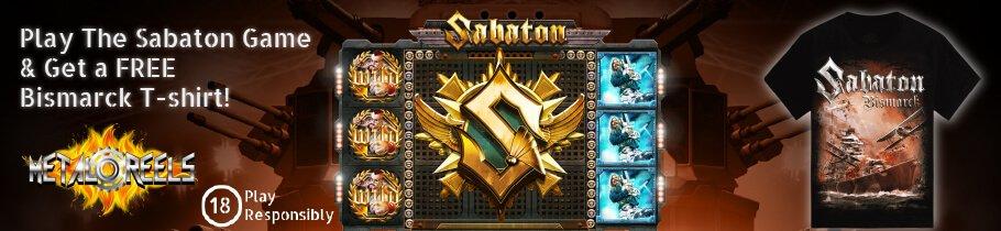 Sabaton Casino Game
