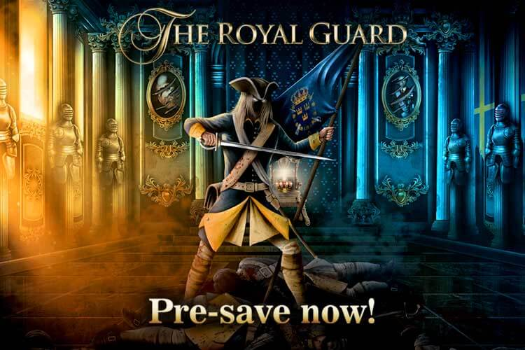 New Sabaton single The Royal Guard