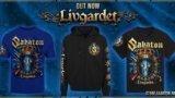 Livgardet Merchandise at the Sabaton Store