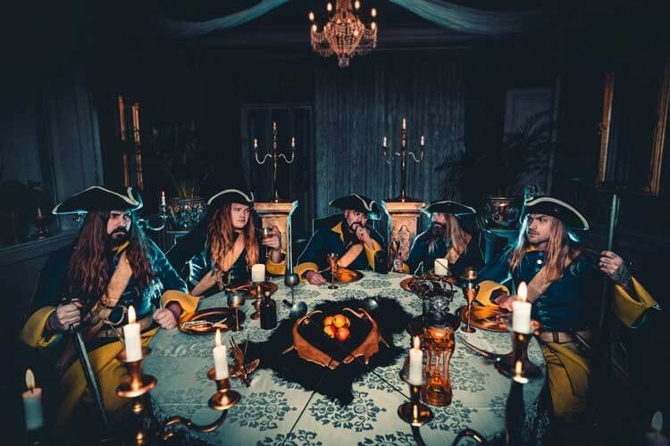 Sabaton resigns with Nuclear Blast and announces new single Livgardet out February 26