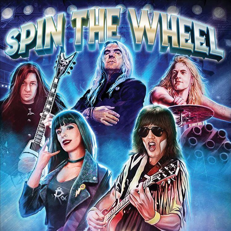 Spin The Wheel featuring Hannes Van Dahl