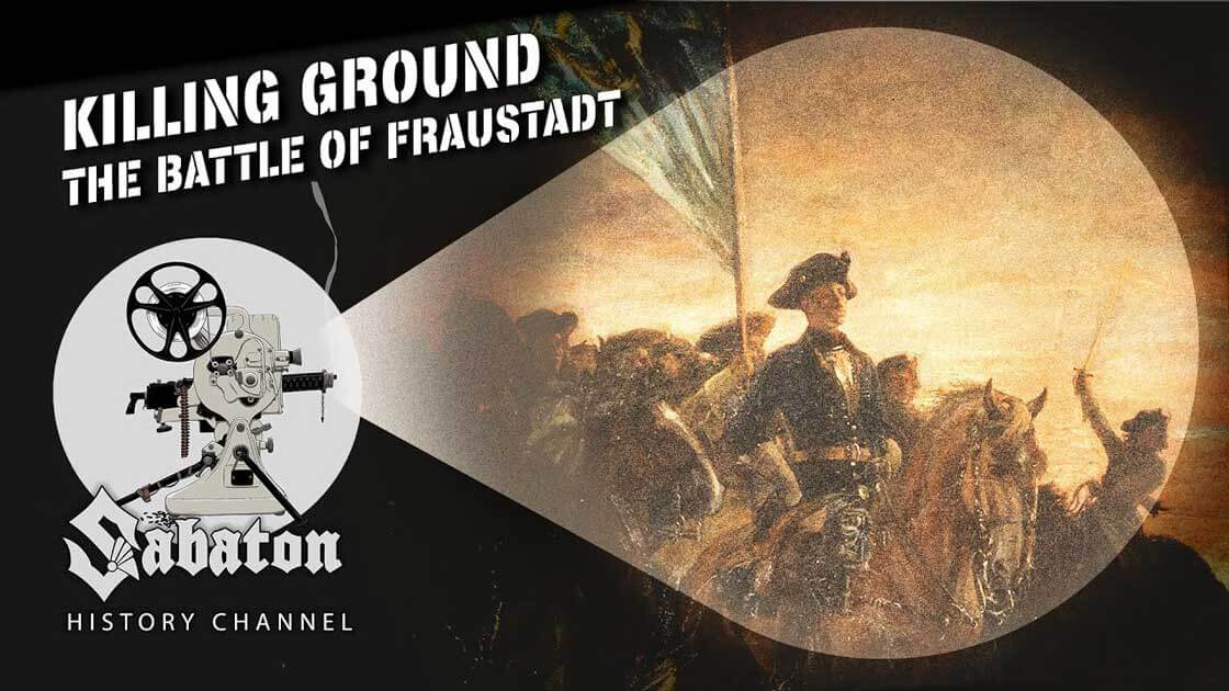 Sabaton History Episode 82 - Killing Ground - The Battle of Fraustadt