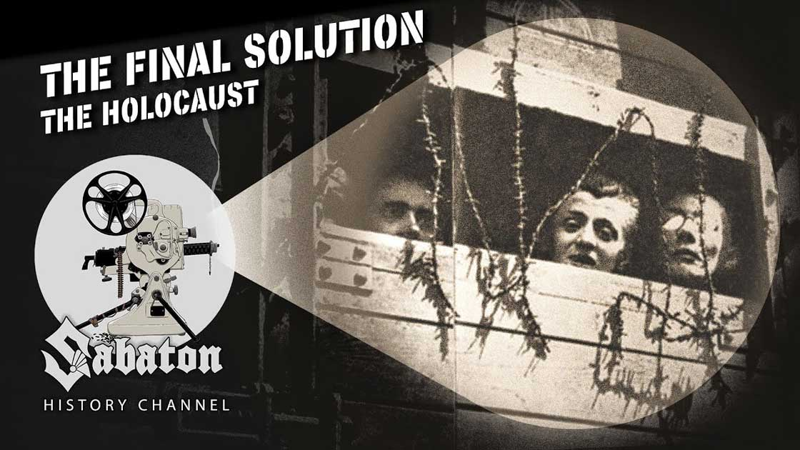 Sabaton History Episode 83 - The Final Solution - The Holocaust