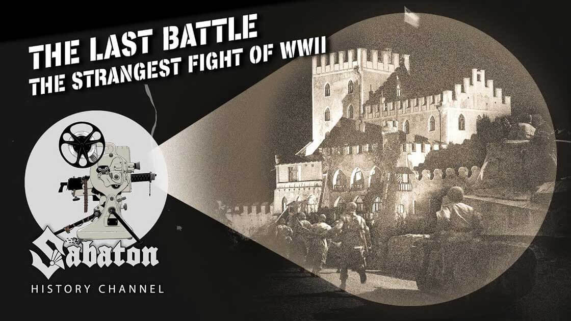 Sabaton History Episode 85 - The Last Battle – The Strangest Fight of WWII