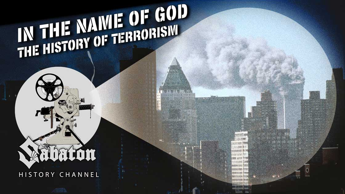 Sabaton History Episode 86 - In the Name of God - The History of Terror