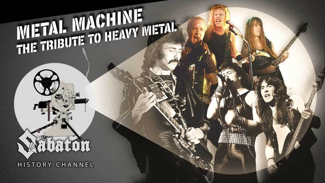 Sabaton History Episode 87 - Metal Machine – The Tribute to Heavy Metal