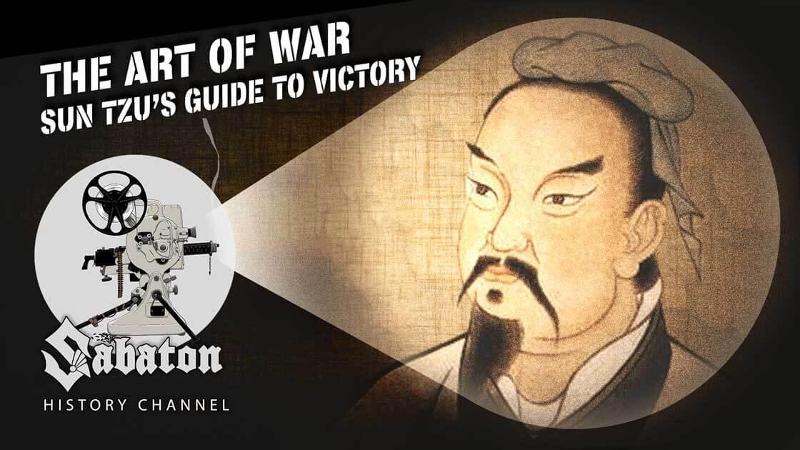 Sabaton History Episode 89 - The Art of War – Wisdom of Sun Tzu