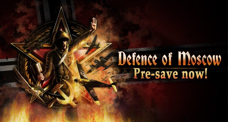Pre-save the new single Defence Of Moscow. Out May 7th