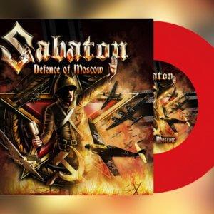 Sabaton - Defence Of Moscow Vinyl