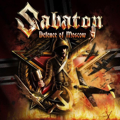Sabaton - Defence Of Moscow Cover