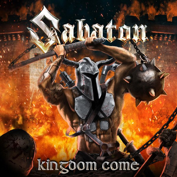 Sabaton - Kingdom Come single cover