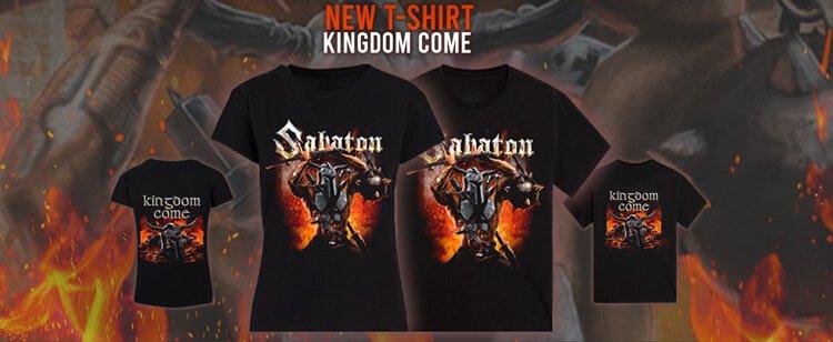 New Kingdom Come T-shirts