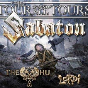 Sabaton announce The Tour To End All Tours