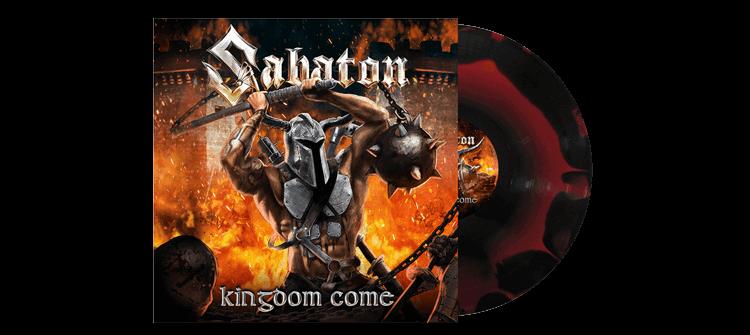 Sabaton Kingdom Come Vinyl