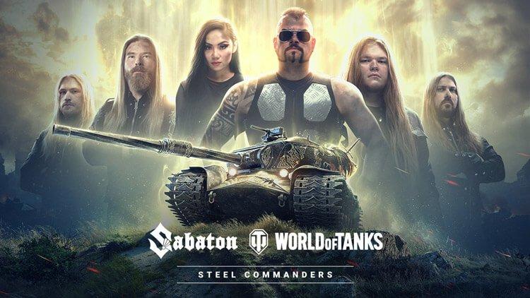 Sabaton - Steel Commanders Music Video