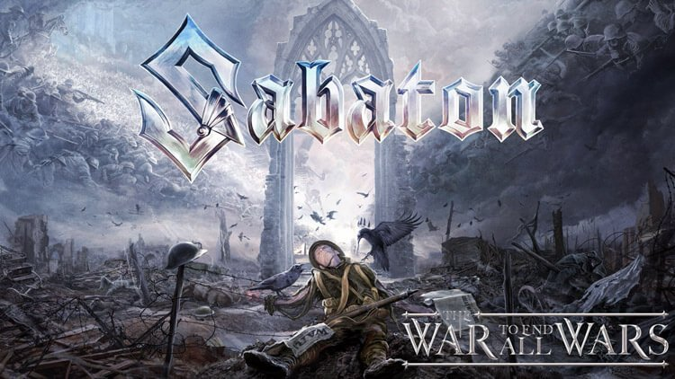 Announcing new Sabaton album - The War To End All Wars!