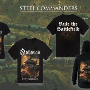 Steel Commanders new Merchandise collection!