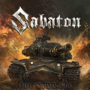 Steel Commanders cover
