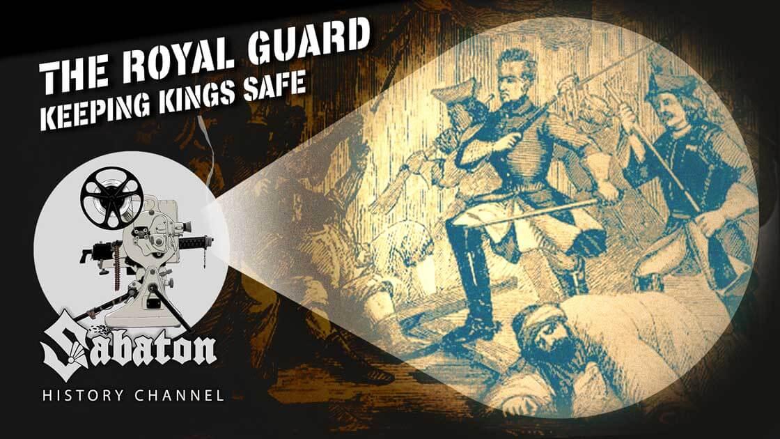 Sabaton History Episode 104 - The Royal Guard - Livgardet and the Kalabalik at Bender