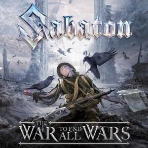 Announcing the Pre-order of our brand new album The War To End All Wars